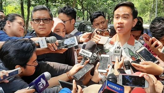 Usai Gibran Temui Megawati, Dukungan Relawan Makin Kuat