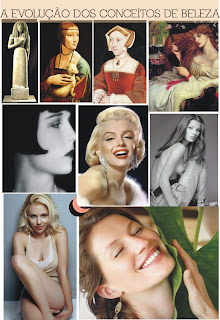 Resultado de imagem para conceito de beleza no seculo xxi