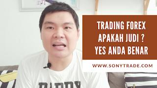 trading saham forex apakah judi haram