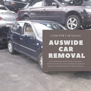 cash for car Sydney $35000