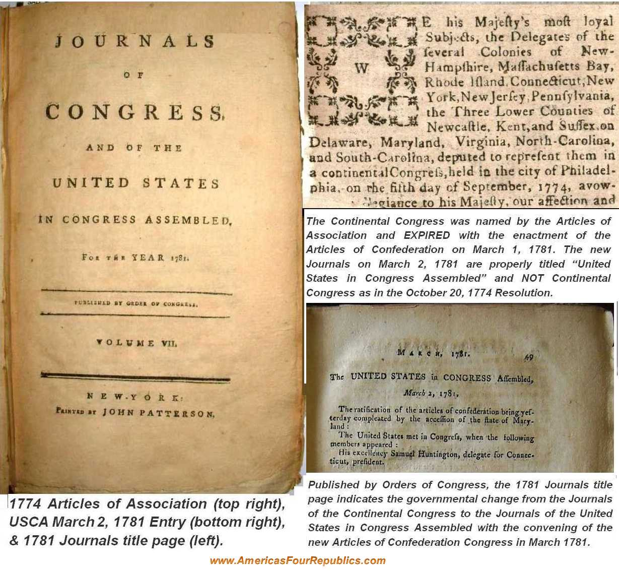 us constitutions of and