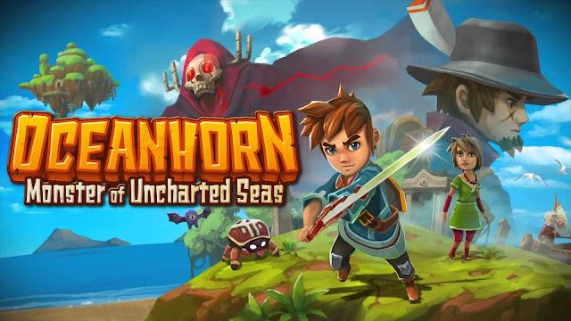 لعبة ocean horn 2017 للاندرويد والايفون