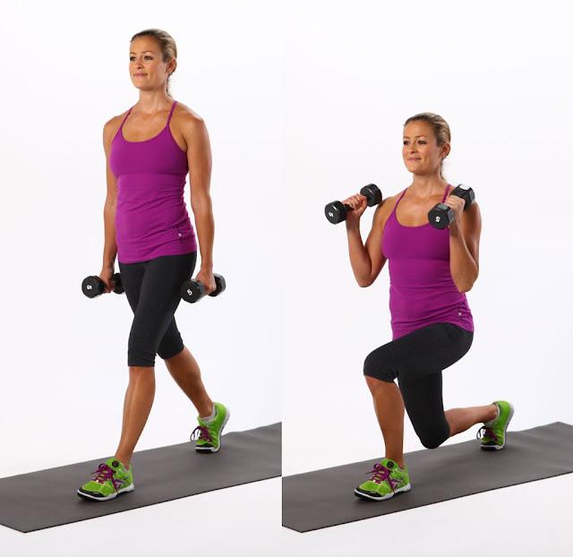 Dumbbell Exercises For Legs
