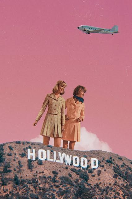 Make It Big In Hollywood by Rachel Hancock @retrogoddesses