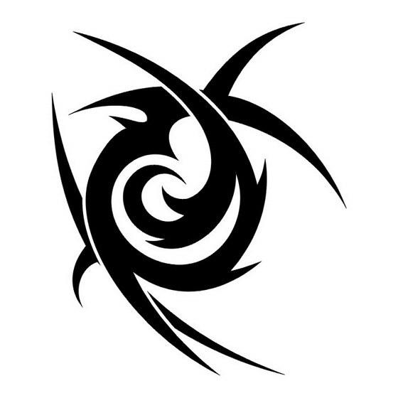 TATTOOS: Circular Tattoo Stencils # 1