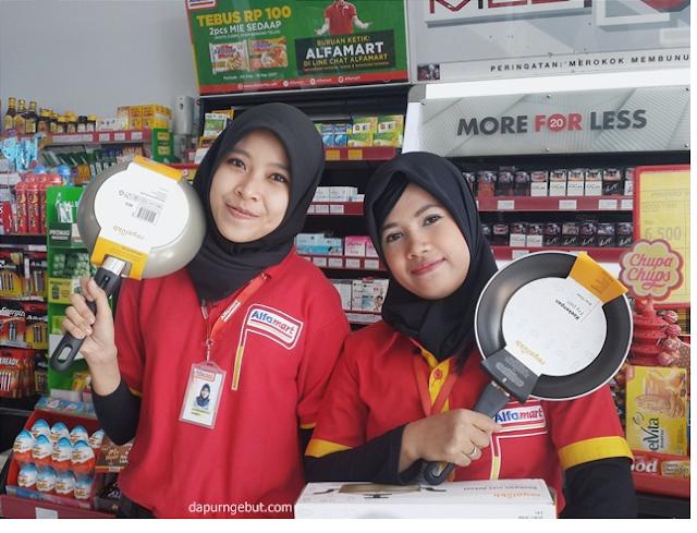Gaji Karyawan Alfamart