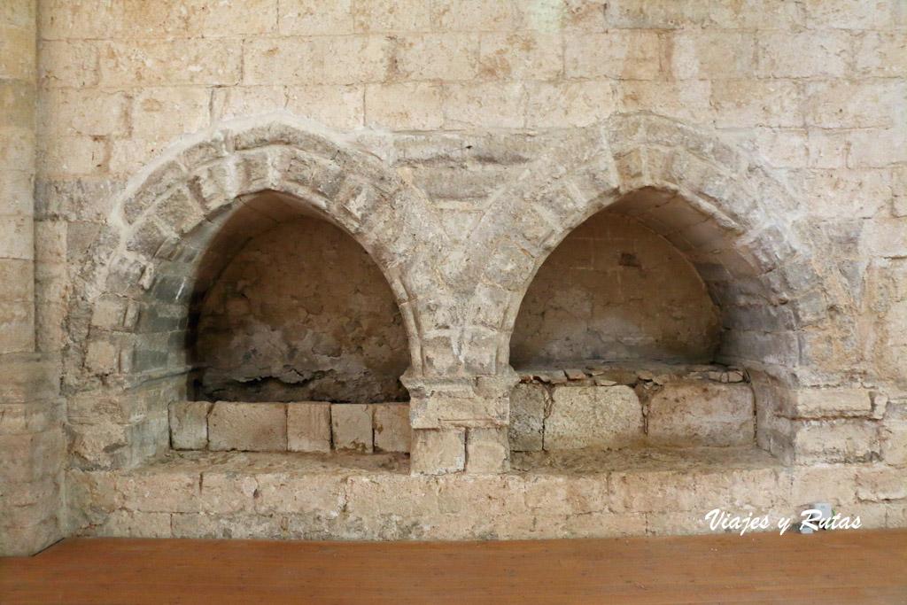 Sepulcros del Monasterio de Palazuelos, Valladolid