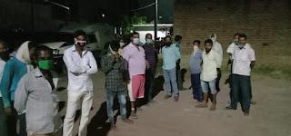 इंजेक्शन लगाने के बाद बालिका की मौत, हंगामा | #NayaSaveraNetwork