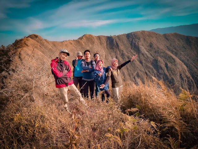 Pendakian Gunung Bismo Via Deroduwur