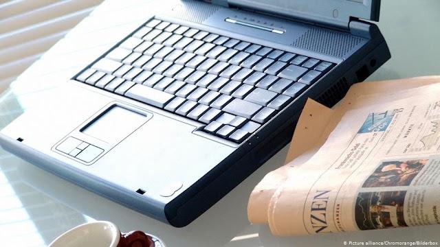 Διαδικτυακή έκρηξη των ΜΜΕ επί κορωνοϊού