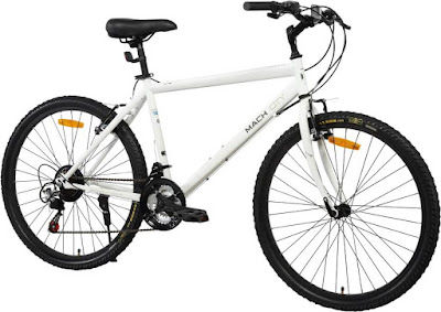 Mach City iBike. best bicycle in india