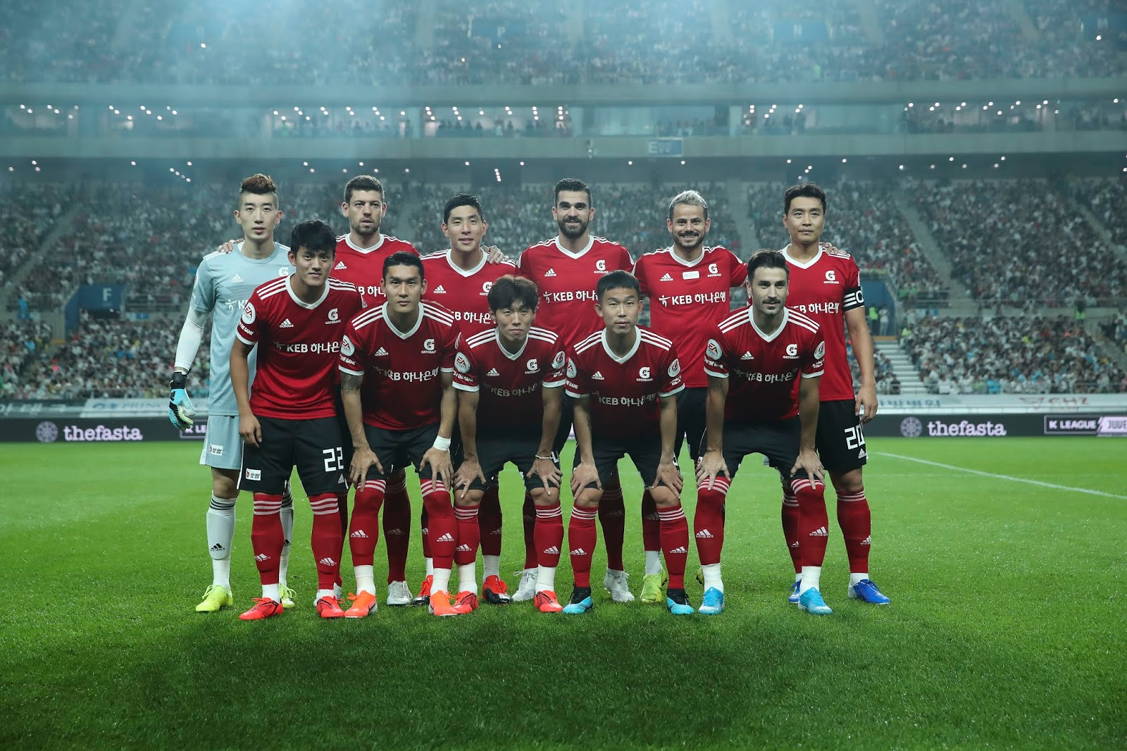 Team K League vs Juventus Player Ratings