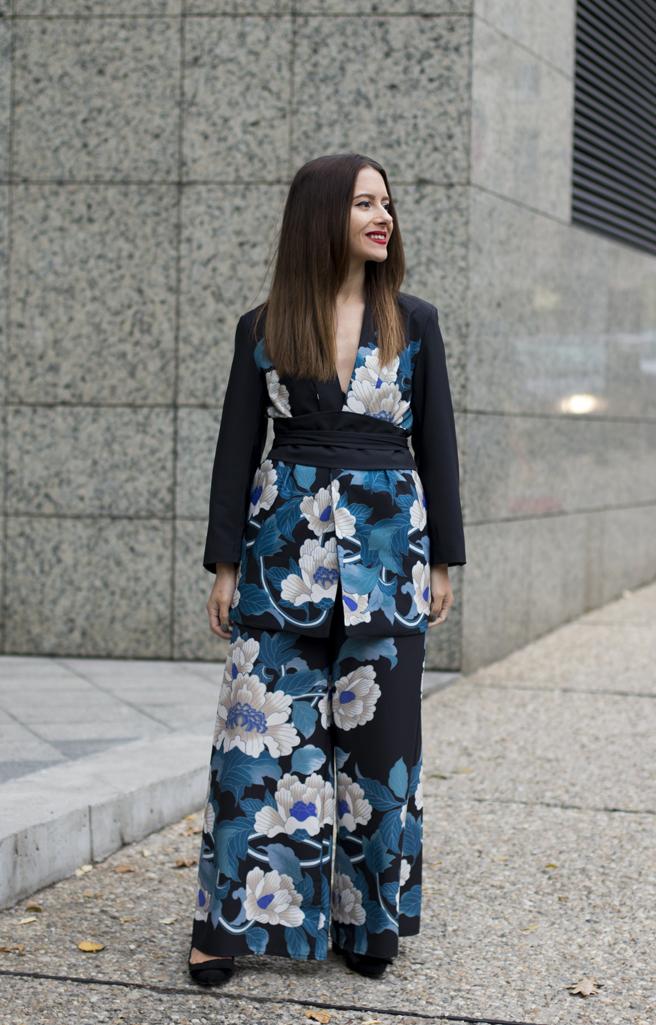 zaful review kimono