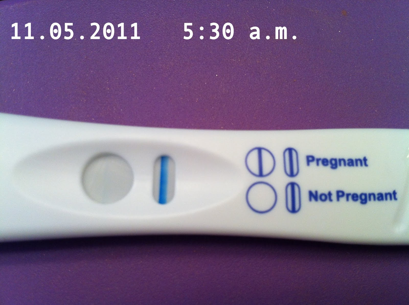 Pregnancy Test Extremely Faint Line - Pregnancy Symptoms
