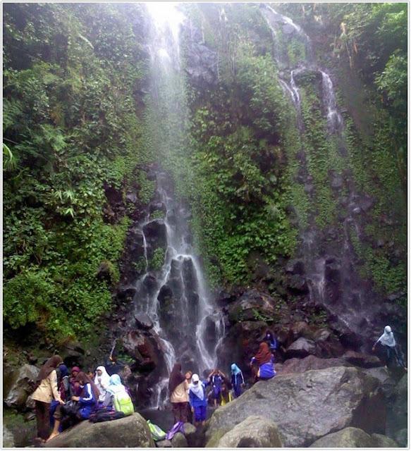 Air Terjun Suwono;10 Top Destinasi Wisata Ngawi;