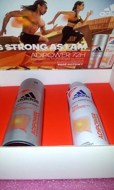 Antyperspirant Adidas dla kobiet i mężczyzn
