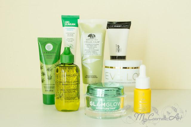 Sephora loves Hemp: descubre los beneficios del cannabis en tu piel.