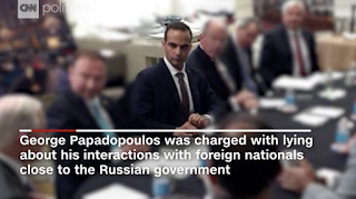 CNN: Why George Papadopoulos' guilty plea is a much bigger problem for Trump than the Manafort indictment