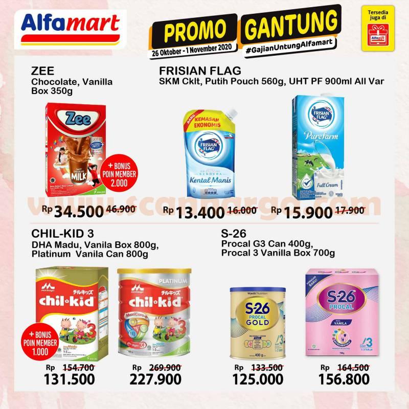 Alfamart GANTUNG Promo Gajian Untung 26 Oktober - 1 November 2020 10