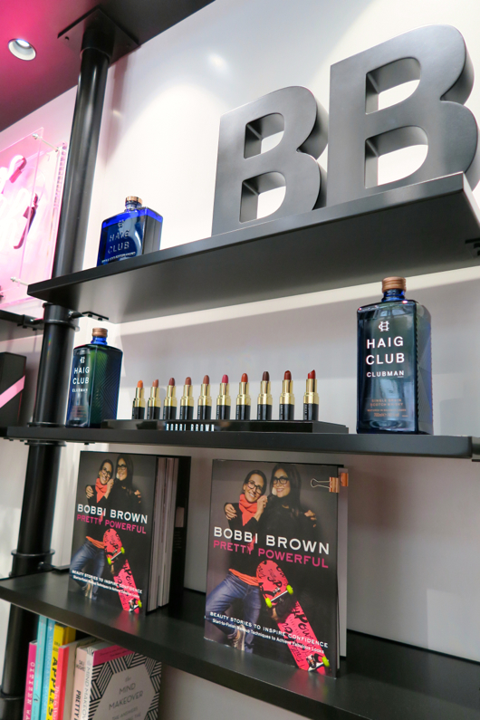 Bobbi Brown Edinburgh Store Launch