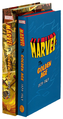 Marvel: The Golden Age 1939 – 1949 - Side