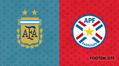 Argentina vs Paraguay R3
