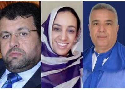 هذه آخر مستجدات رئاسة جهة كلميم:صراع كبير بين الحمامة والوردة....