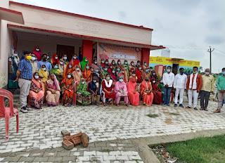 #JaunpurLive : महिला अध्ययन केंद्र एवं राष्ट्रीय सेवा योजना ने महिला चौपाल का किया अयोजन