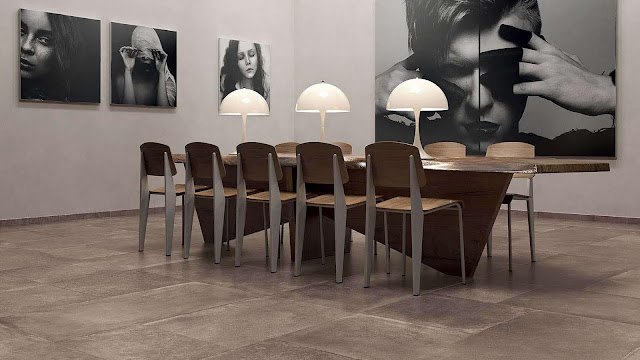 New tiles design with UNIKA series