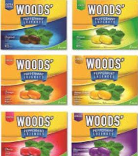 Permen Woods Atasi Semua Batuk yang Mengganggu