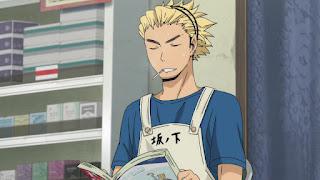ハイキュー!! アニメ 2期5話 | 烏野コーチ 烏養繋心 Ukai Keishin | HAIKYU!! Season2 Episode 5