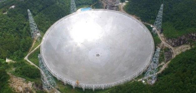 Telescopio gigante per unirsi alla ricerca della vita aliena