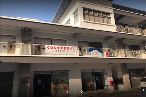 Cosmopoint Penang Campus Building