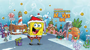 Download SpongeBob Moves In Mod APK + DATA Terbaru 2019 Android