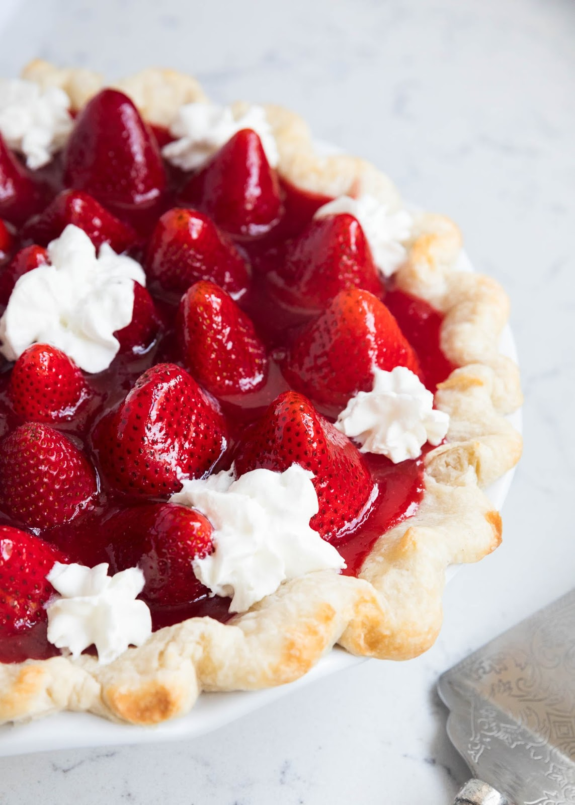 The Baker Upstairs: 31 Fabulous Strawberry Recipes