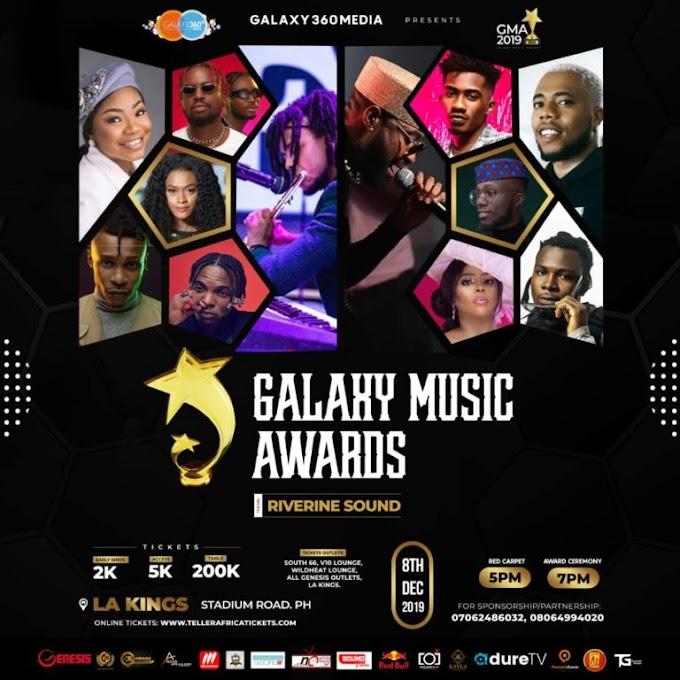 GALAXY MUSIC AWARDS 2019 SEE FULL LIST OF WINNERS