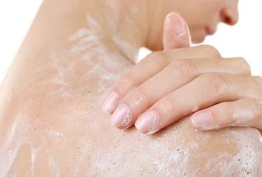 diy Body Scrub for Dry Skin