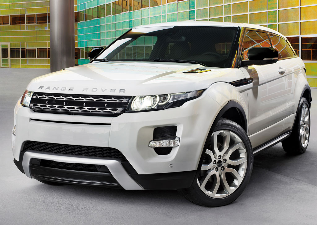 My Cars Wallpapers: 2012 Range Rover Evoque Cars Review