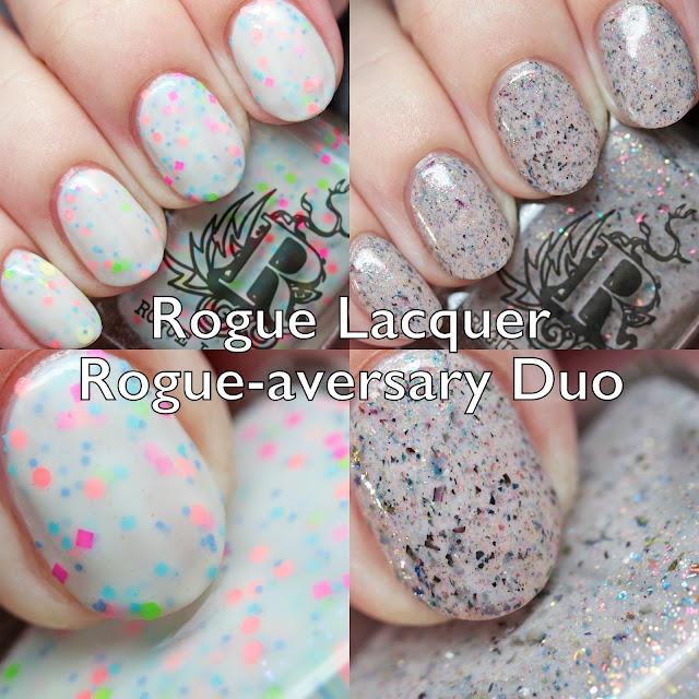 Rogue Lacquer Rogue-aversary Duo