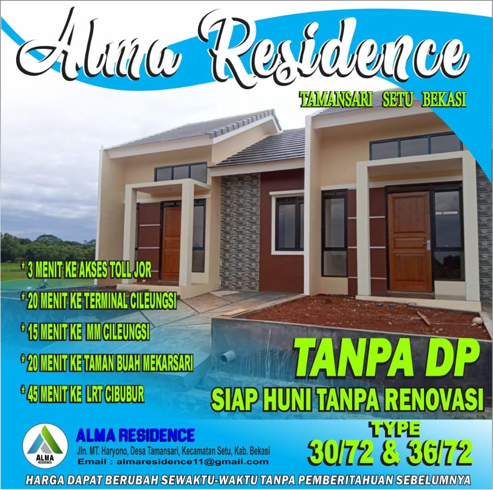 Perumahan Alma Residence 3 Bekasi