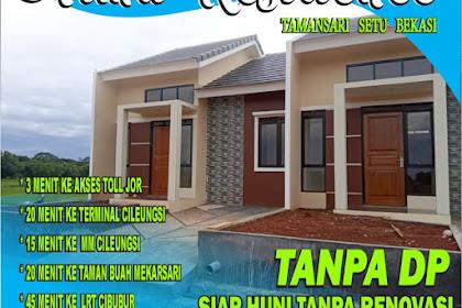 Perumahan Alma Residence 3 Bekasi, Perumahan Murah Tanpa Dp di Bekasi Timur