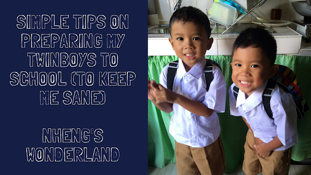 twinboys-tips-school