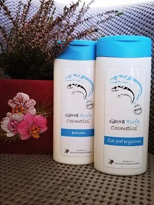 Recenzja: Żel pod prysznic i balsam do ciała Garra Rufa Cosmtics