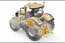Walterscheid Powertrain Group, componenti meccanici per l'agricoltura