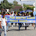 Ponto Novo: Coordenação Pedagógica do Centro Educacional de Ponto Novo realizou passeata pela culminância do Projeto Pedagógico contra o Bullyng no Ambiente Escolar