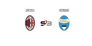 Prediksi Bola AC Milan vs SPAL 21 September 2017