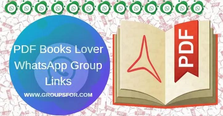 PDF Books WhatsApp Group Link List in 2020