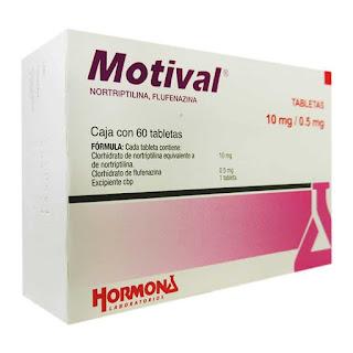 موتيفال لعلاج الاكتئاب