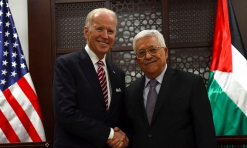 الرئيس الفلسطيني محمود عباس، الانتخابات الأمريكية، جو بايدن، دونالد ترامب، القضية الفلسطينية، حربوشة نيوز