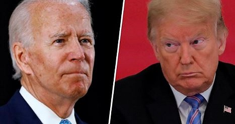 Trump, Biden crusade advertisements appear on white patriot YouTube content